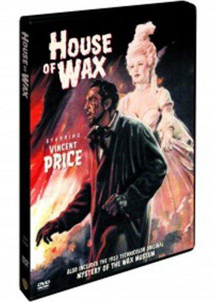 Dům voskových figurín 1953 (DVD) (české titulky)