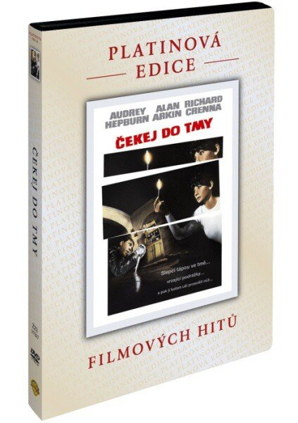 Čekej do tmy - platinová edice (DVD) (pouze s českými titulky)