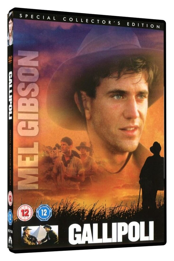 Gallipoli (DVD) - DOVOZ