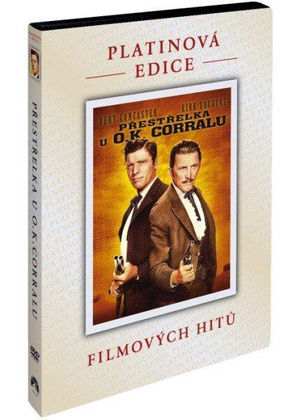 Přestřelka u O.K. Corralu - platinová edice (DVD) (pouze s českými titulky)