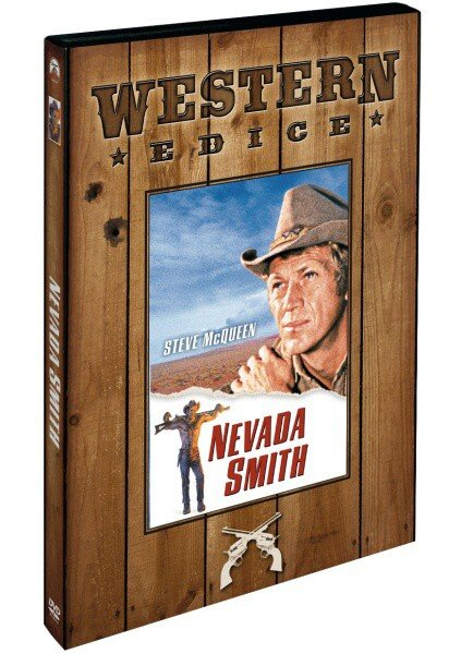 Nevada Smith (DVD) - edice western