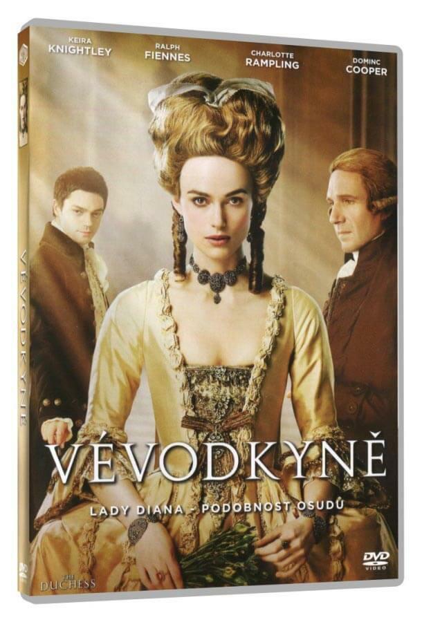 Vévodkyně (DVD)