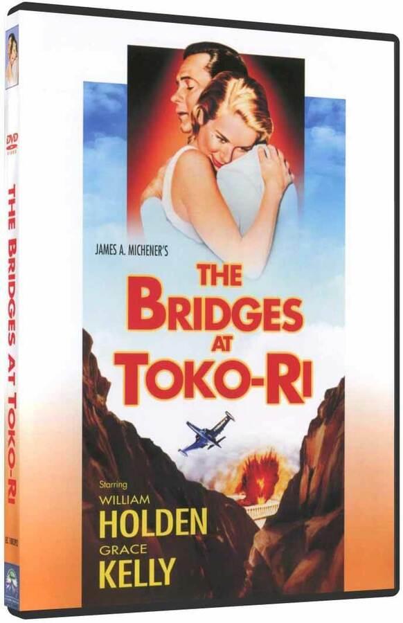Mosty na Toko-Ri (DVD) (pouze s českými titulky) - oscarová edice