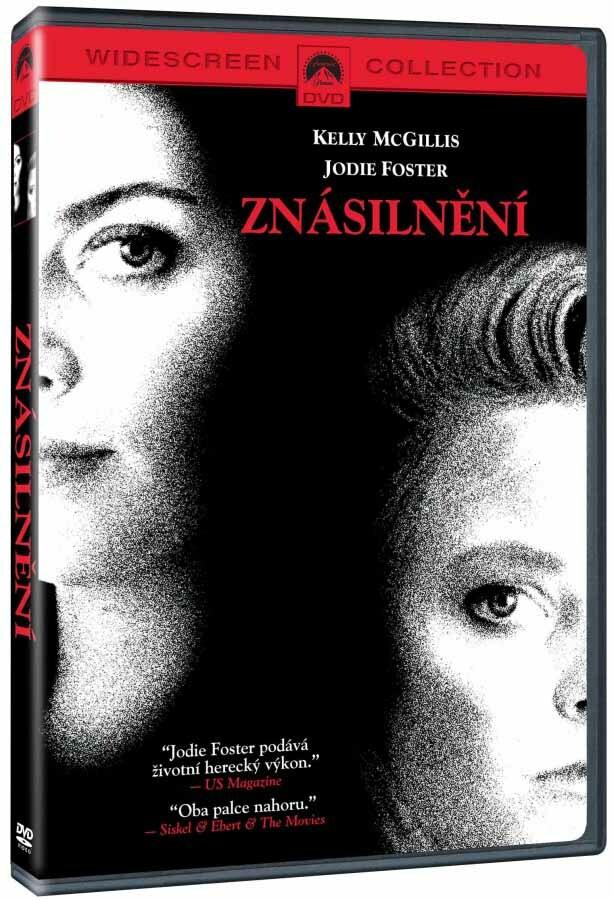 Znásilnění (DVD) (pouze s českými titulky) - oscarová edice