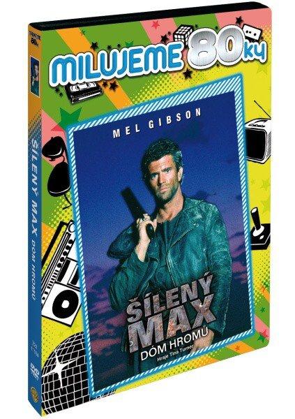 Šílený Max 3: Dóm Hrómů (DVD) - edice Milujeme 80ky