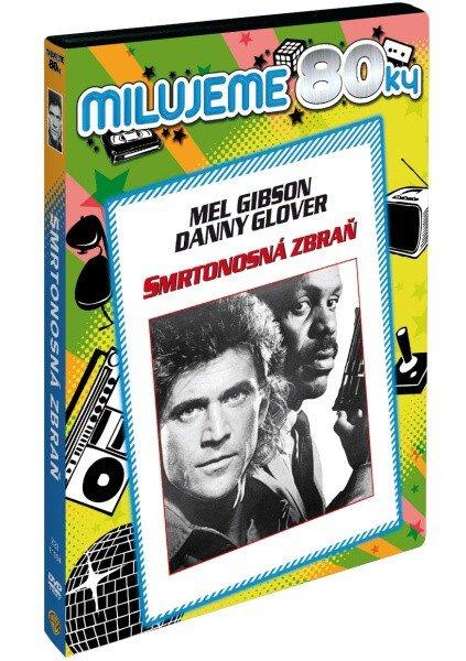 Smrtonosná zbraň (DVD) - edice Milujeme 80ky