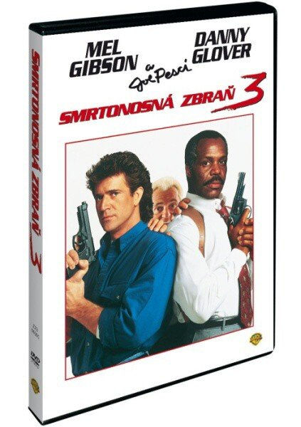 Smrtonosná zbraň 3 (DVD)