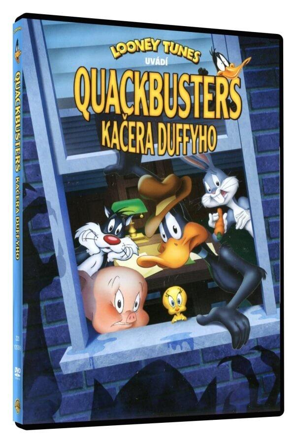 Quackbusters kačera Daffyho (DVD)