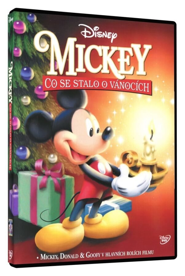Mickey: Co se stalo o Vánocích (DVD)