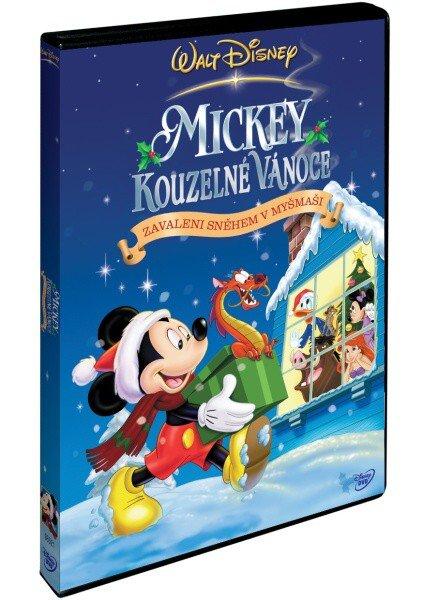 Mickey: Kouzelné Vánoce (DVD)