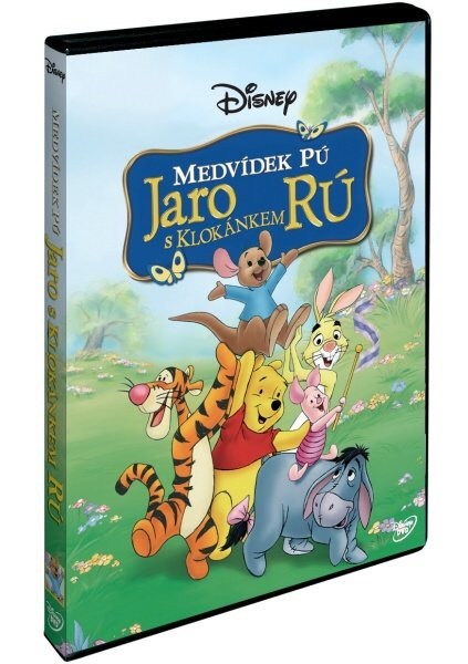 Medvídek Pú: Jaro s klokánkem Rú (DVD)
