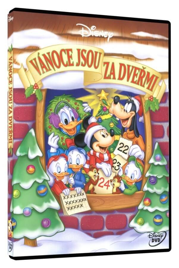 Vánoce jsou za dveřmi (DVD)