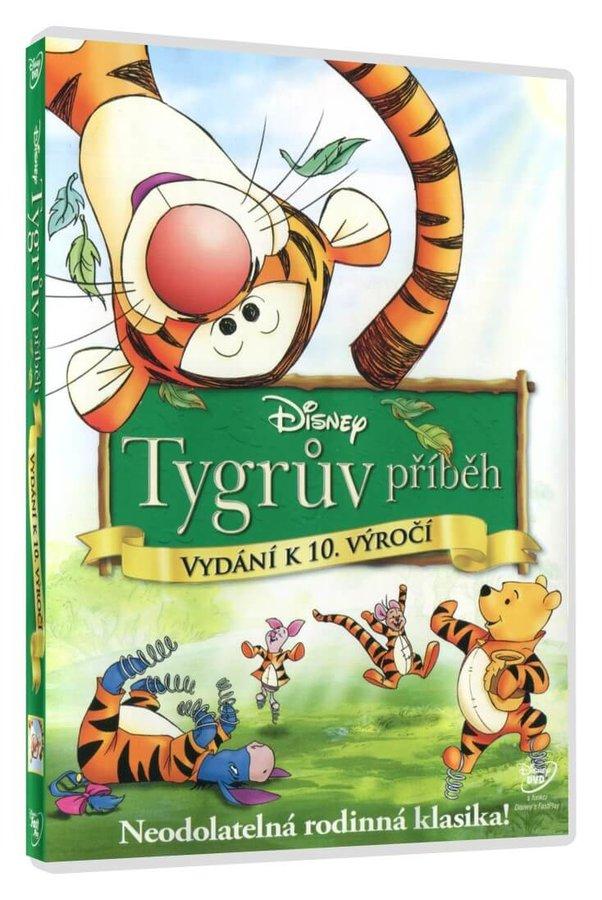 Tygrův příběh (DVD) - vydání k 10. výročí