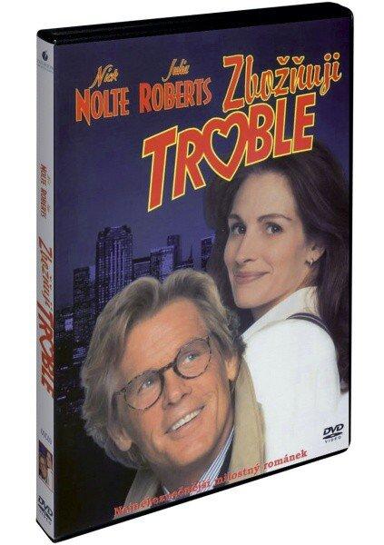 Zbožňuji trable (DVD)
