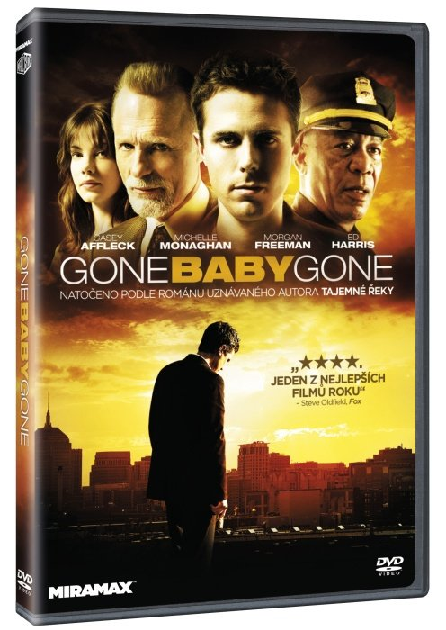 Gone, Baby, Gone (DVD)