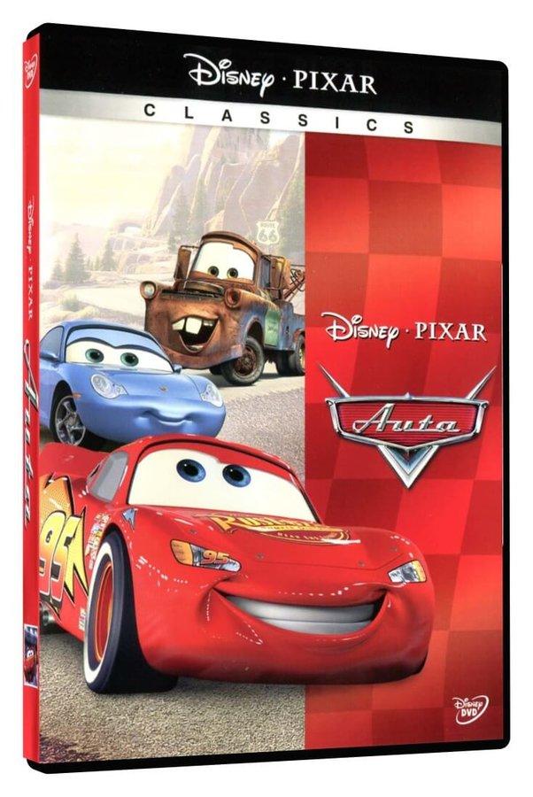 Auta (DVD)