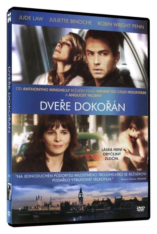 Dveře dokořán (DVD)