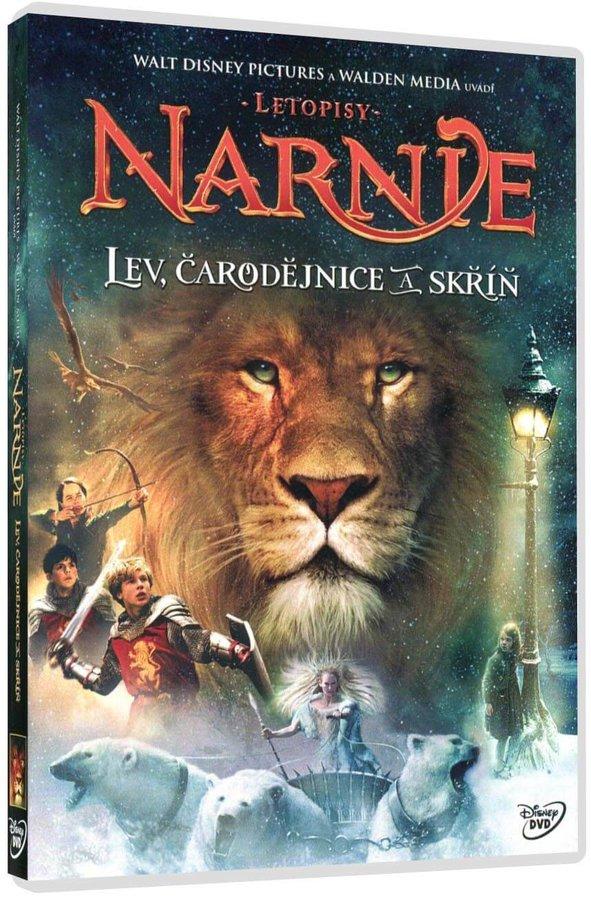 Letopisy Narnie: Lev, čarodějnice a skříň (DVD)