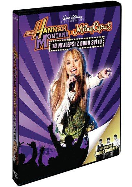 Hannah Montana: To nejlepší z obou světů (DVD) (pouze s českými titulky)