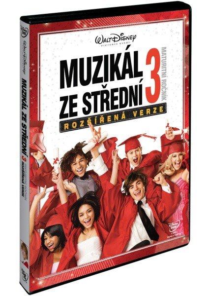 Muzikál ze střední 3: Maturitní ročník (DVD)