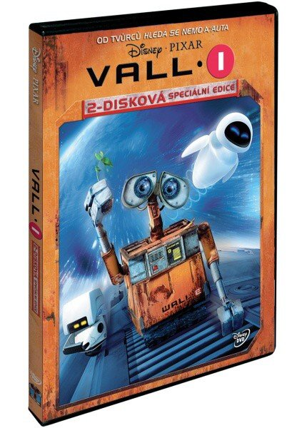 Vall-I (2xDVD) - speciální edice