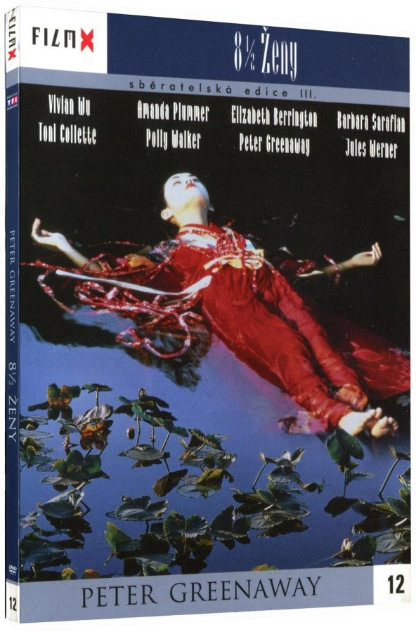 8 1/2 ženy (DVD) - edice Film X