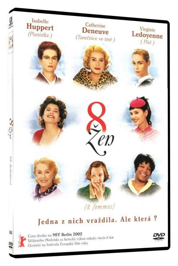 8 žen (DVD)