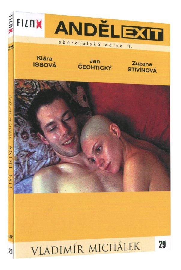 Anděl Exit (DVD) - edice Film X