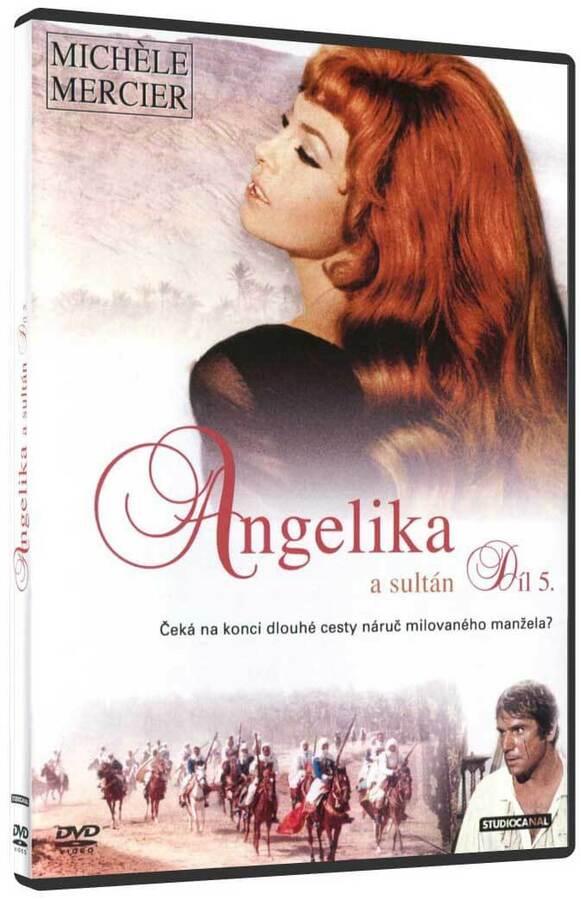 Angelika a sultán (DVD) - 5. díl (1968)
