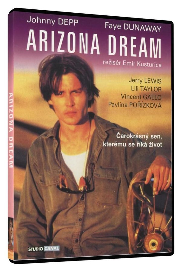 Arizona Dream (DVD) - edice Film X