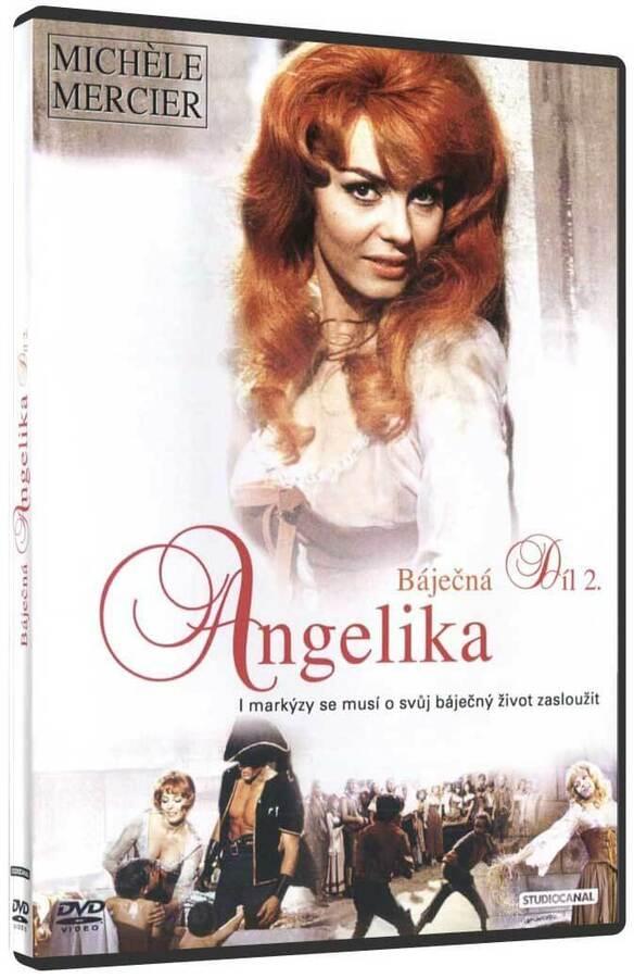 Báječná Angelika (DVD) - 2. díl (1965)