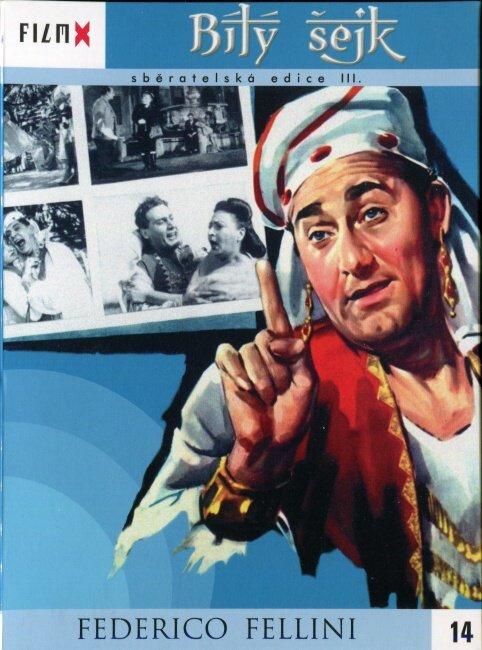 Bílý šejk (DVD) - edice Film X