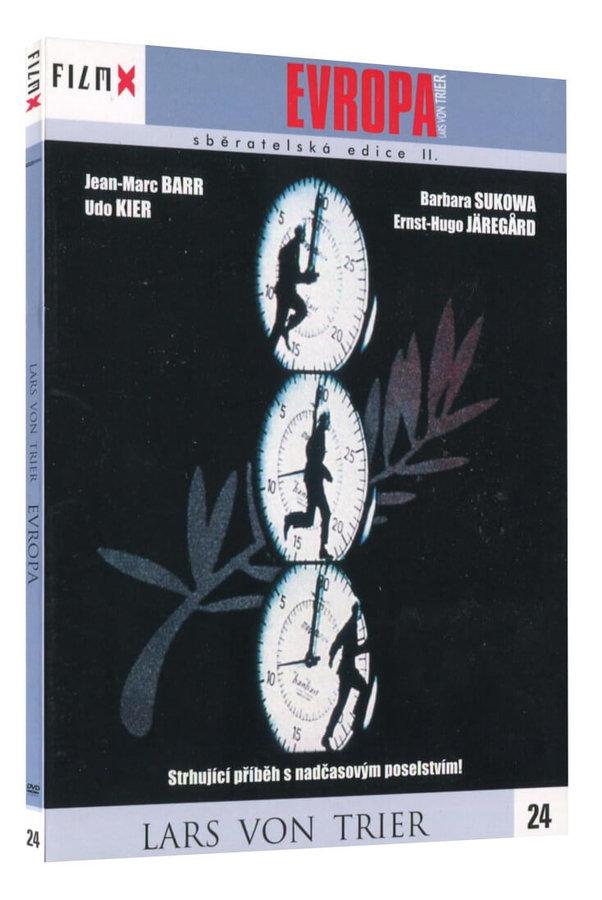 Evropa (DVD) - edice Film X