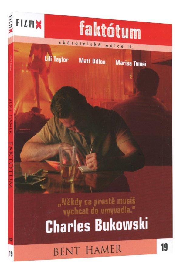 Faktótum (DVD) - edice Film X