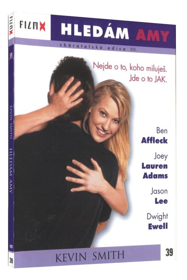 Hledám Amy (DVD) - edice Film X