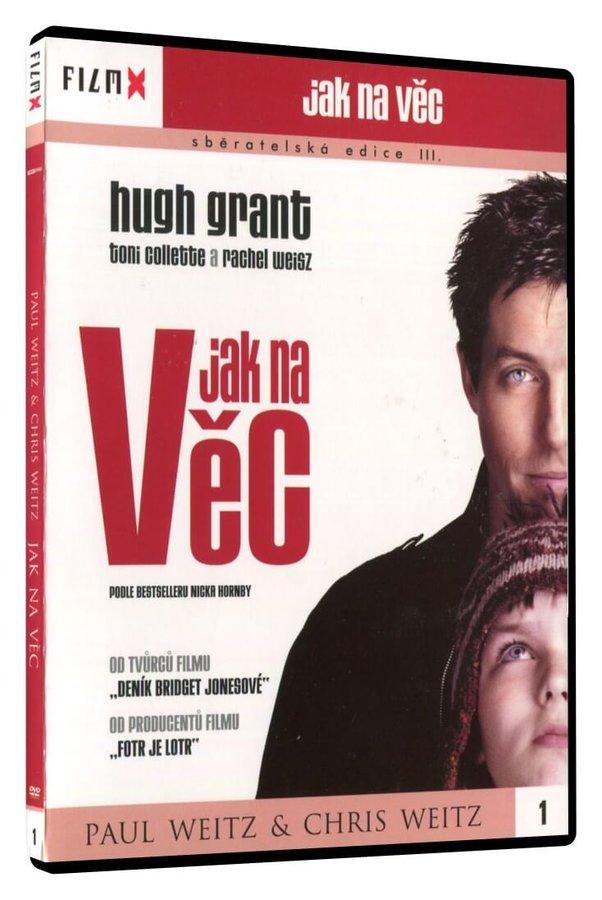 Jak na věc (DVD) - edice Film X