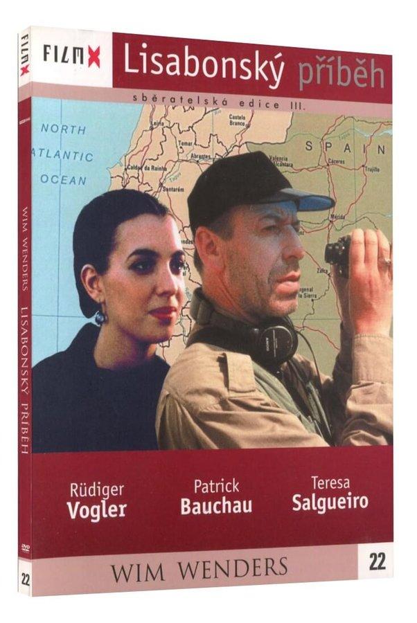 Lisabonský příběh (DVD) - edice Film X