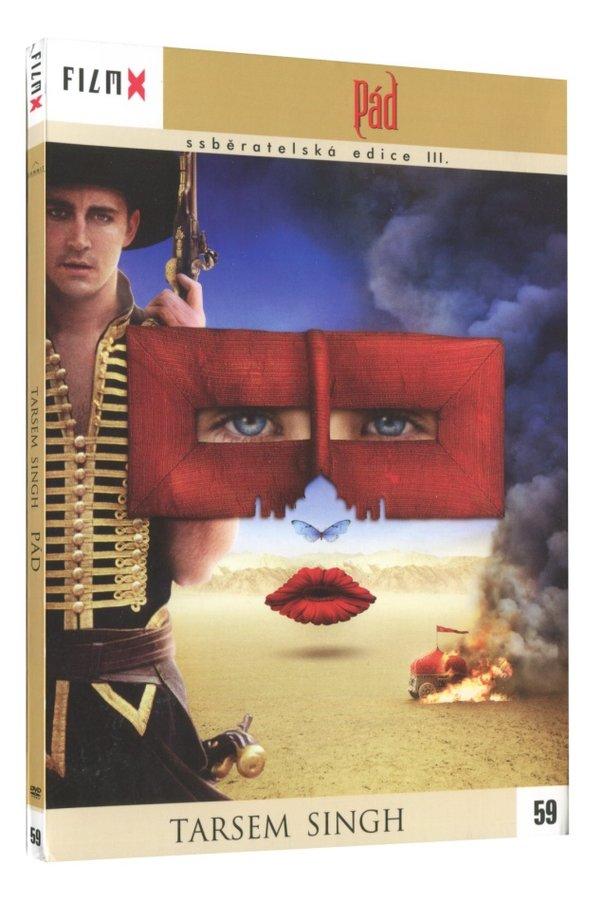 Pád (DVD) - edice Film X