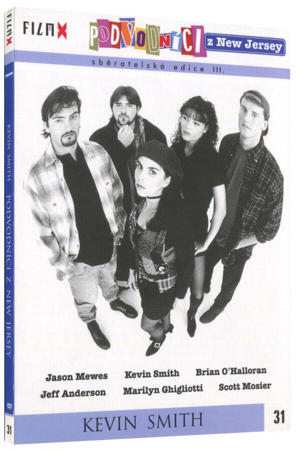 Podvodníci z New Jersey (DVD) - edice Film X