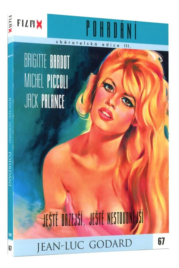 Pohrdání (DVD) - edice Film X