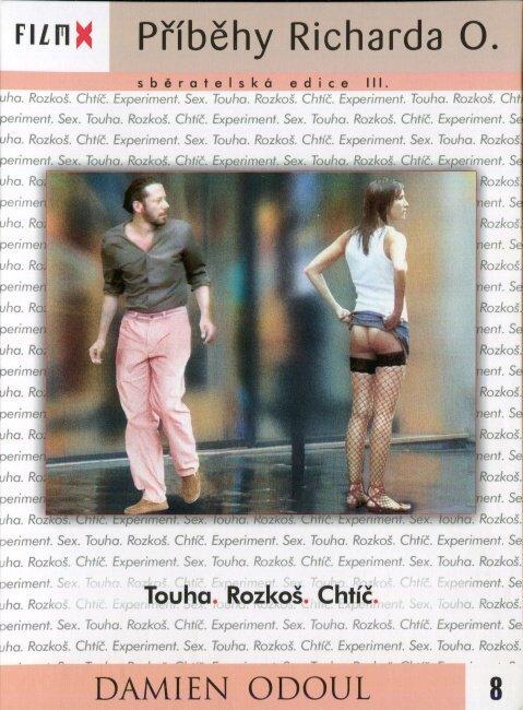 Příběhy Richarda O (DVD) - edice Film X