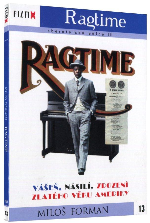Ragtime (DVD) - edice Film X