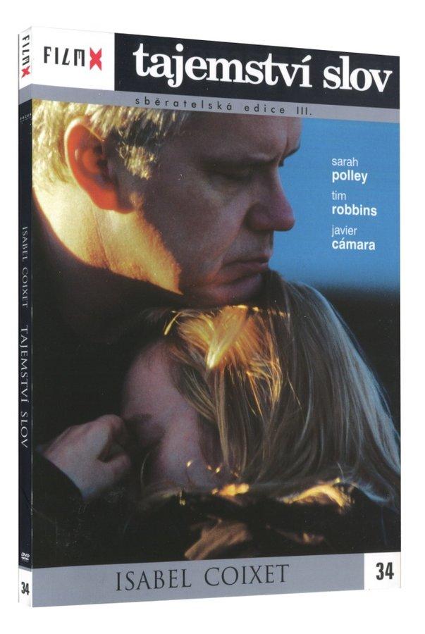 Tajemství slov (DVD) - edice Film X