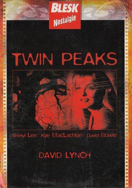Twin Peaks (Film) (DVD) (papírový obal)