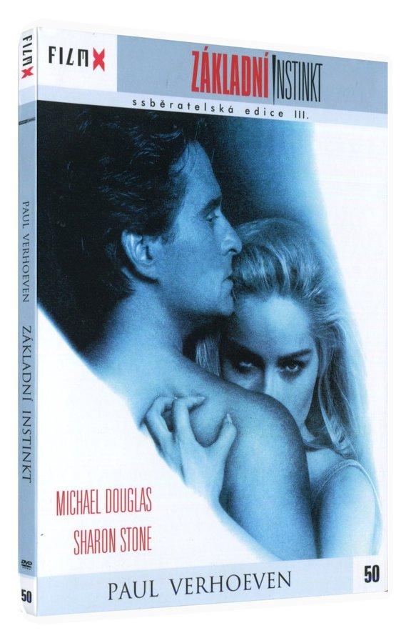 Základní instinkt (DVD) - edice Film X
