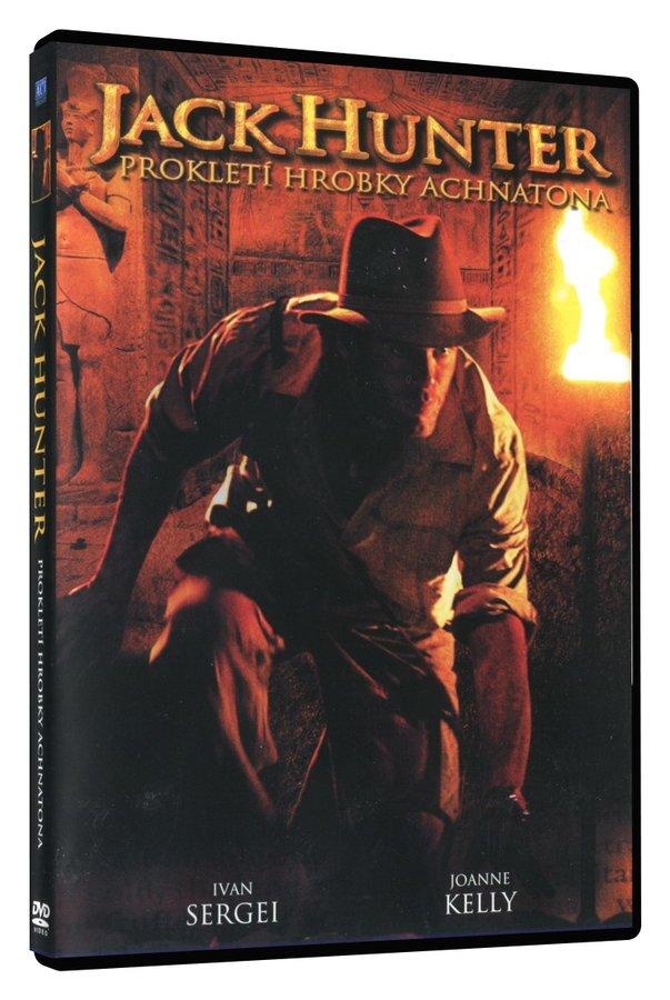 Jack Hunter - Prokletí hrobky Achnatona (DVD)