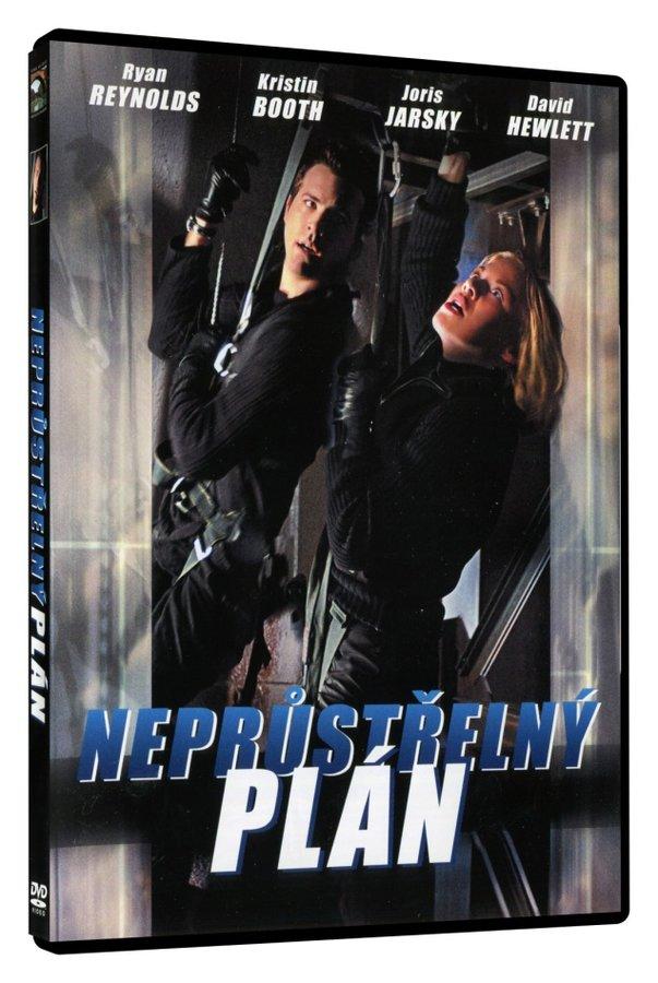 Neprůstřelný plán (DVD)