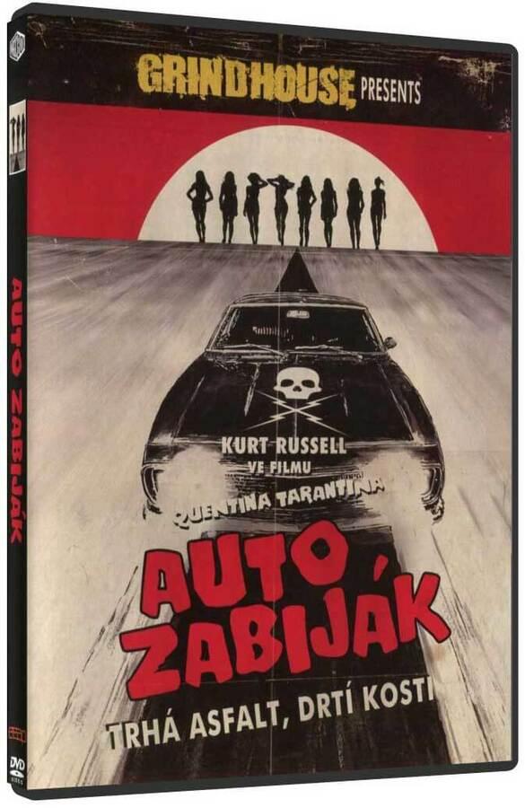 Auto zabiják (DVD)