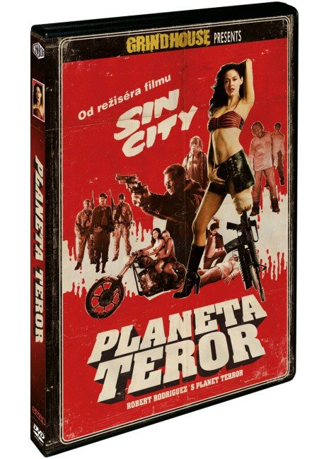 Planeta Teror (DVD)