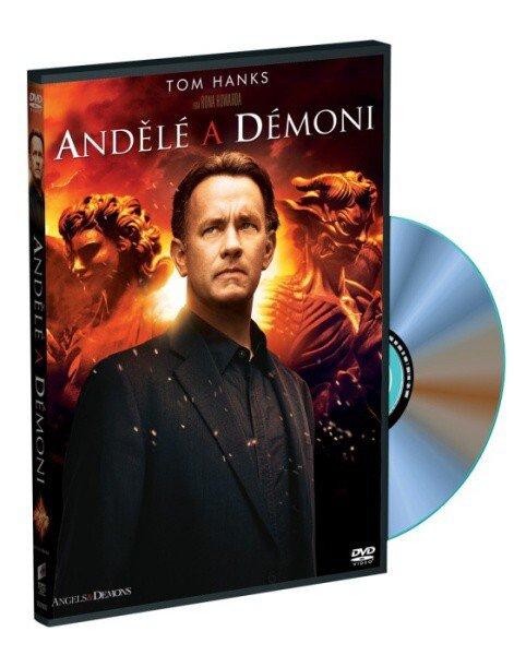 Andělé a démoni (DVD)